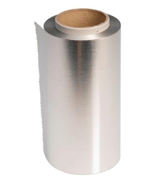 Alu fólie na melír stříbrná 50m - měkká