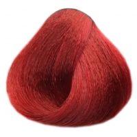 Black Sintesis Color Creme 100ml, Black Ultra Red F666 výrazně červená, barva na vlasy