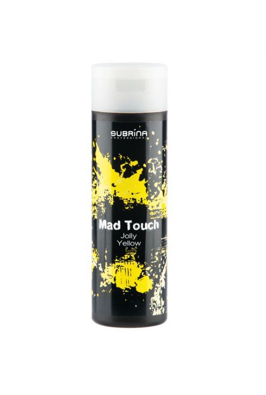 SUBRINA Mad Touch Jolly Yellow - gelová barva veselá žlutá 200ml