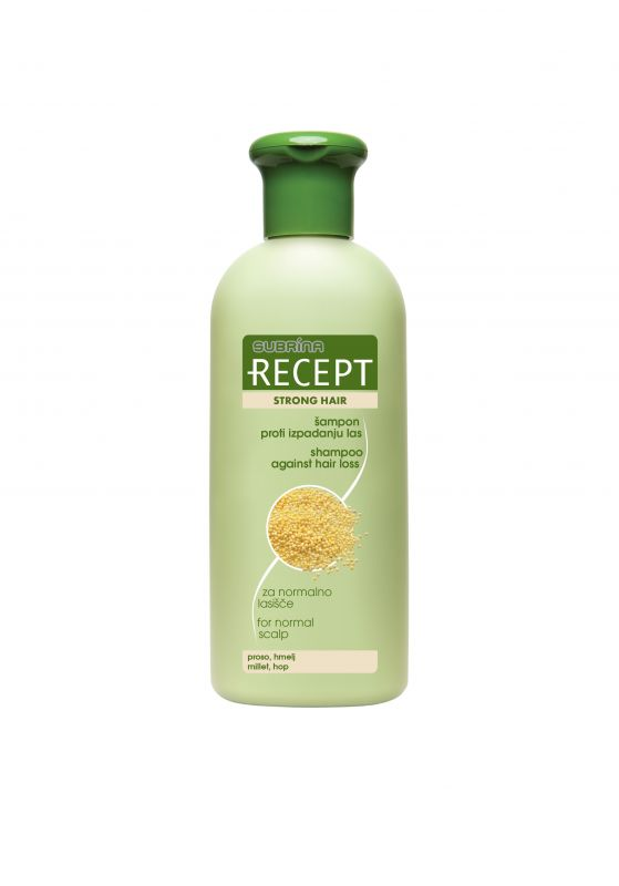 Subrina Recept šampon proti padání vlasů 400ml