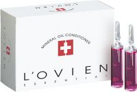 Lovien Mineral Oil Conditioner ampouls 10x10ml - vlasové ampule - Vlasové sérum s minerálním olejem.
