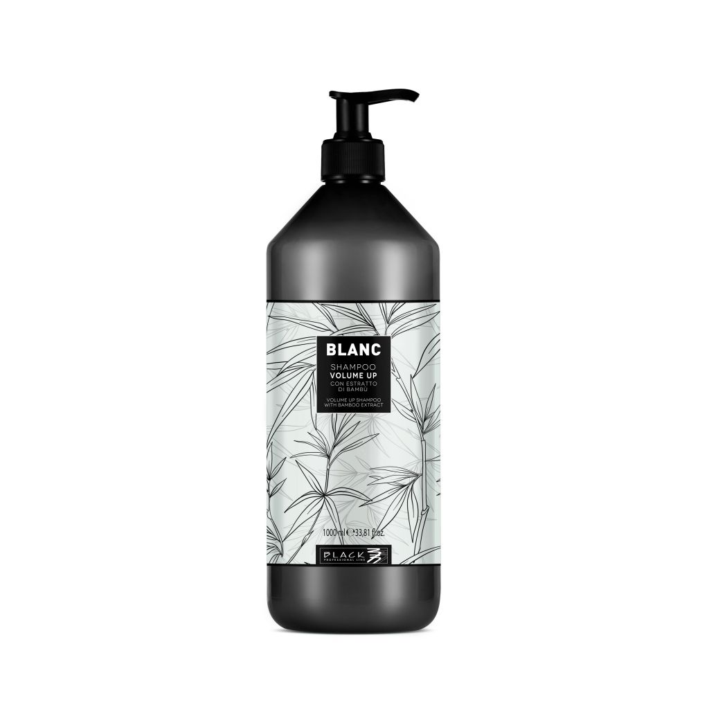 Black Blanc Volume UP Shampoo Šampon s extraktem z bambusu 1000 ml