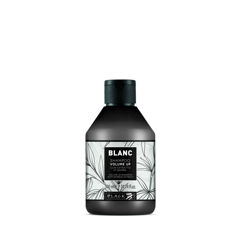 Black Blanc Volume UP Shampoo Šampon s extraktem z bambusu 300 ml