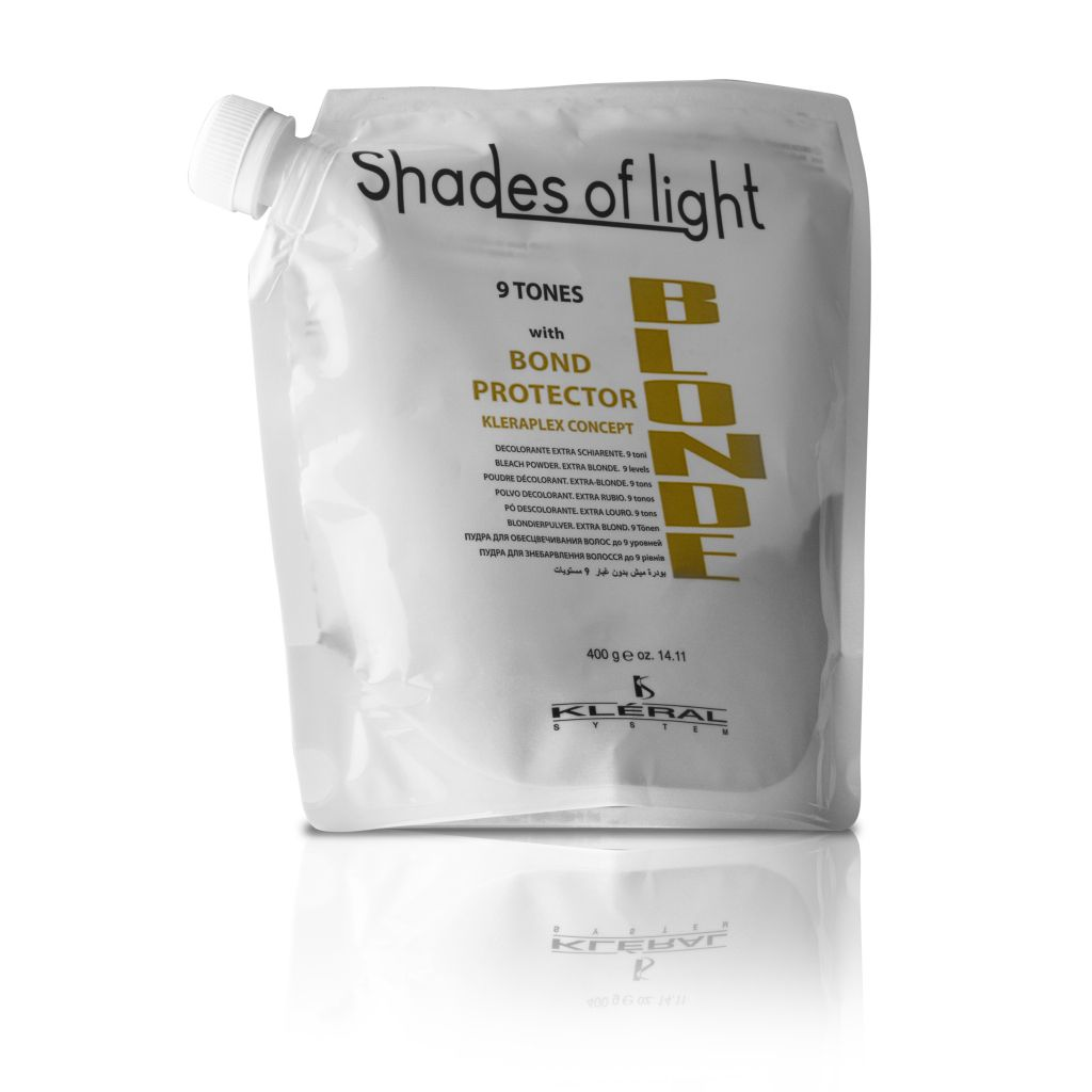 Kléral Shades of Light 400 g - Bezprašný melírovací prášek