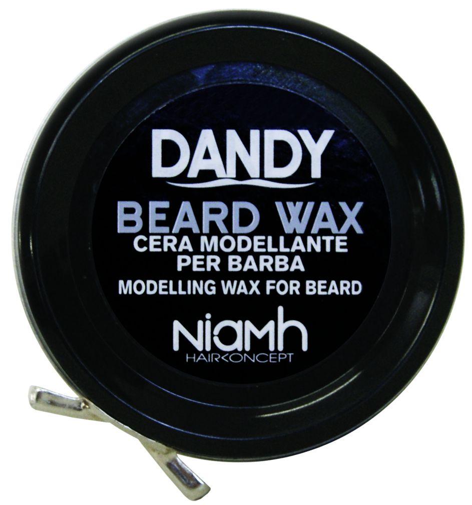 Niamh Hairkoncept Dandy Beard Wax 50 ml - Vosk na bradu a vousy.