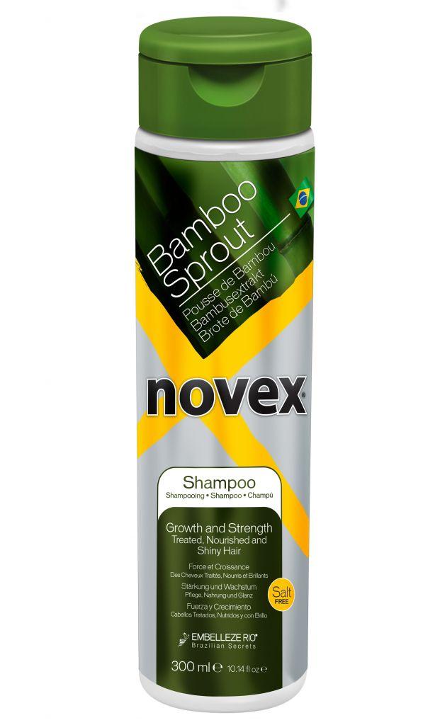 Vitay Novex Bamboo Sprout Shampoo 300 ml - bambusový šampon na vlasy
