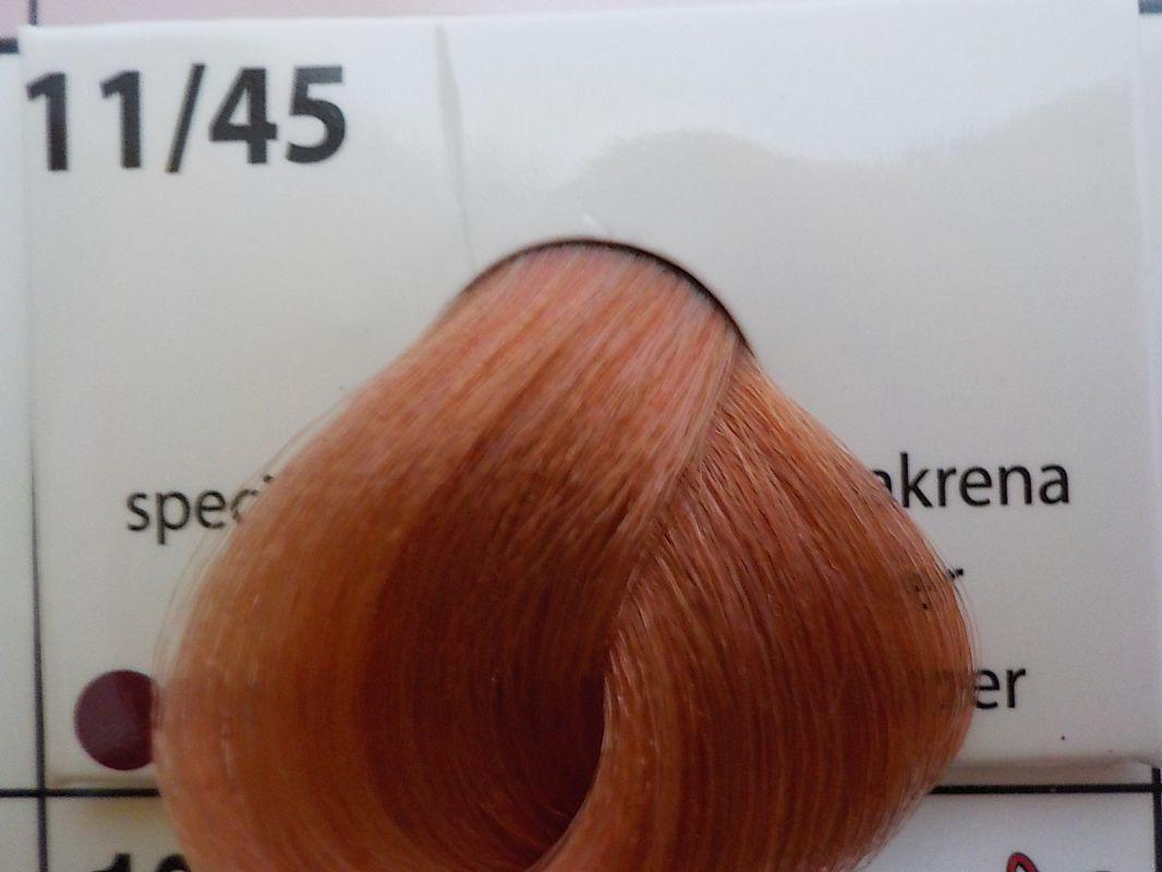Barva na vlasy Subrina professional Unique 11/45 - speciální blond zlato měděný