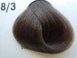 Barva Subrina professional 8/3 - světlý blond cendre 100ml