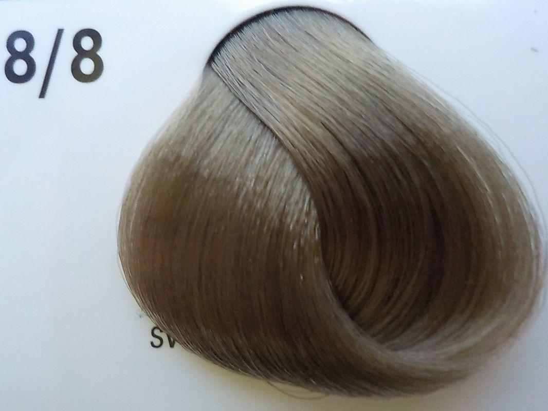 Barva na vlasy Subrina professional Unique 8/8 - světlý blond matný