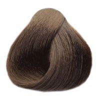 Black Sintesis Color Creme 100ml, Black Ash Medium Blond 7.1 (popelavě) střední blond, barva na vlasy
