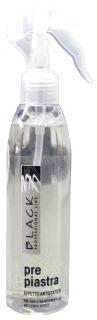 Pre Piastra Straightener Fluid 200ml - Roztok před žehlením vlasů Black