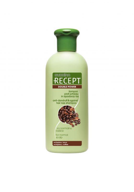 Subrina Recept šampon proti lupům a proti padání vlasů 400ml