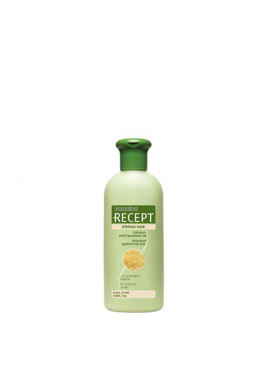 Subrina Recept šampon proti padání vlasů 200ml