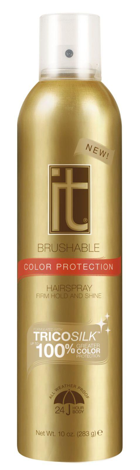 Freeze it Color Protection Hair Spray 24 Hour Hold 283 ml - lak na vlasy - Lak pro ochranu barvy vlasů.