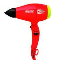 Kiepe Volcano HD Professional red - Profesionální fén na vlasy.