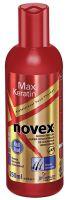 Novex Max Liquid Keratin 250 ml - koncentrát na vlasy s brazilským keratinem Fáze 2 - Koncentrát na vlasy s brazilským keratinem.
