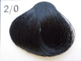 SUBRINA Colour mousse - Barevné pěnové tužidlo 2/0 - černá 125ml