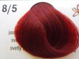 SUBRINA Colour mousse - Barevné pěnové tužidlo 8/5 - intenzivní červená 125ml