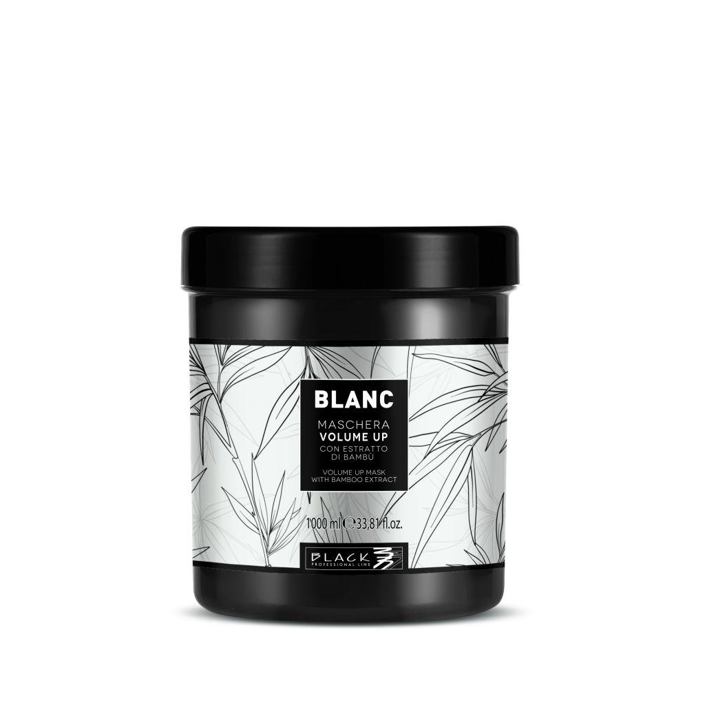 Black Blanc Volume UP Maschera Maska pro objem s extraktem z bambusu 1000 ml