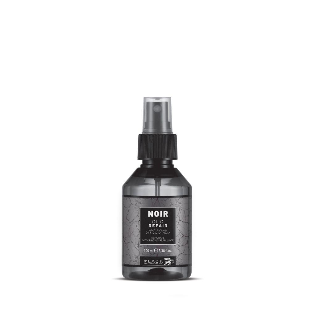Black Noir Repair Olio Intenzivní regenerační olej s extraktem z opuncie mexické 100 ml