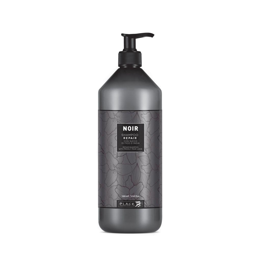 Black Noir Repair Shampoo - Obnovující šampon s extraktem z opuncie mexické 1000 ml