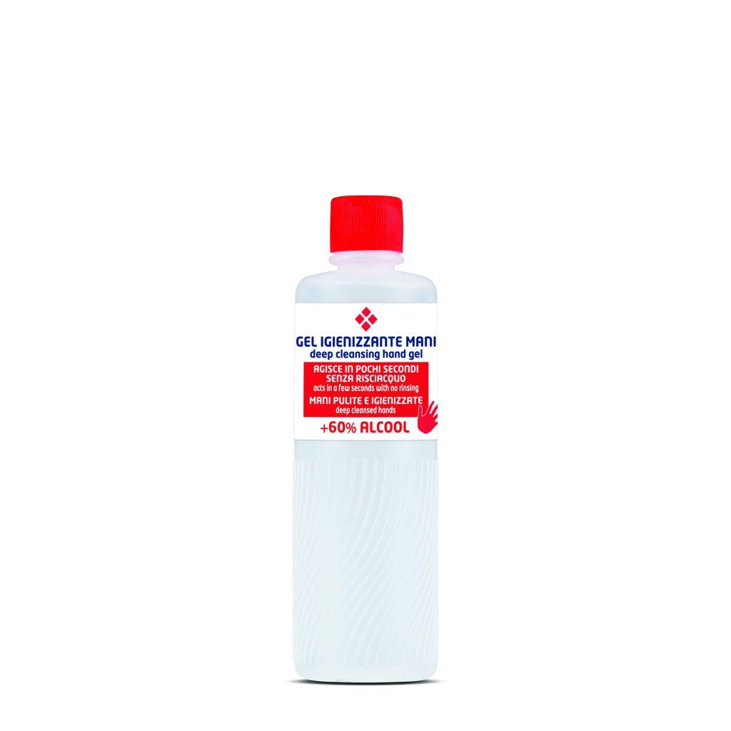 Hygienický antibakteriální bezoplachový gel 125 ml Hluboce čistící gel na ruce s okamžitou účinností. Obsahuje 60% alkoholu.