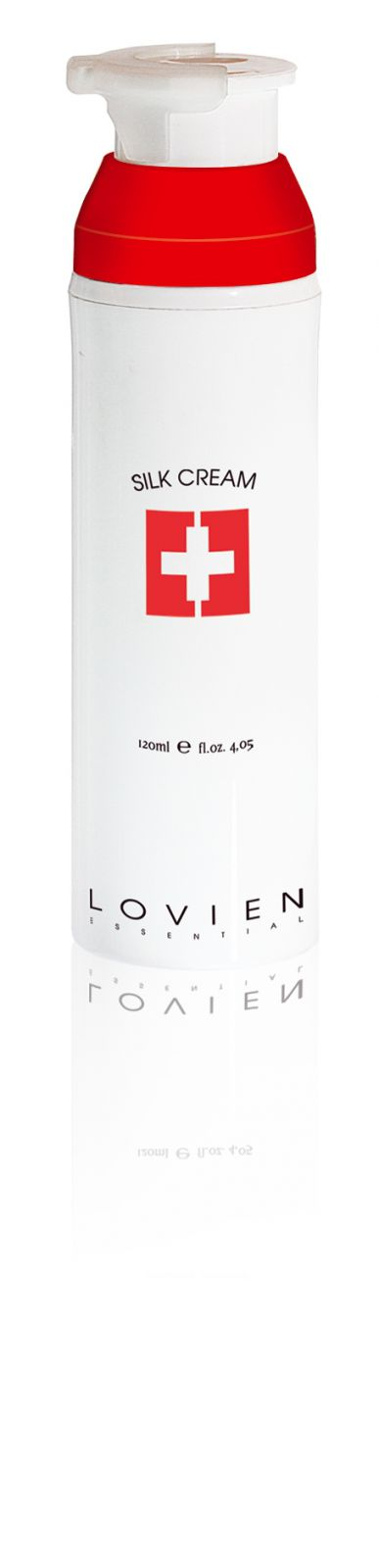 Lovien Silk Cream 120ml - fluid na vlasy - Fluid pro posilnění vlasů.