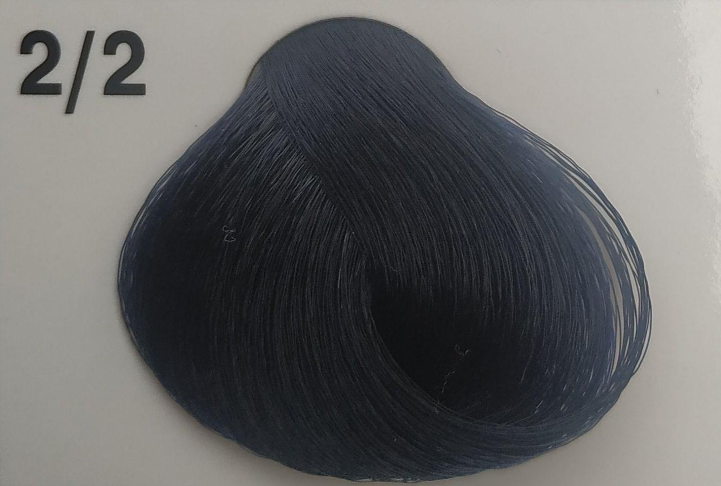 Přeliv na vlasy Subrina Senseo 2/2 - modro černá