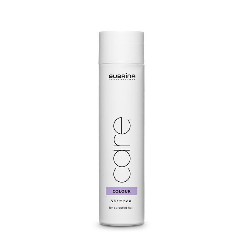 Subrina Care Colour Shampoo 250 ml - šampon na barvené vlasy