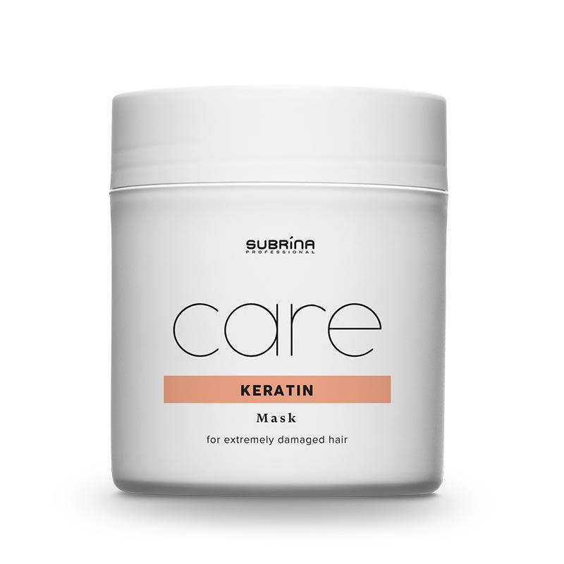 Subrina Care Keratin Mask 500ml - Maska pro extrémní regeneraci