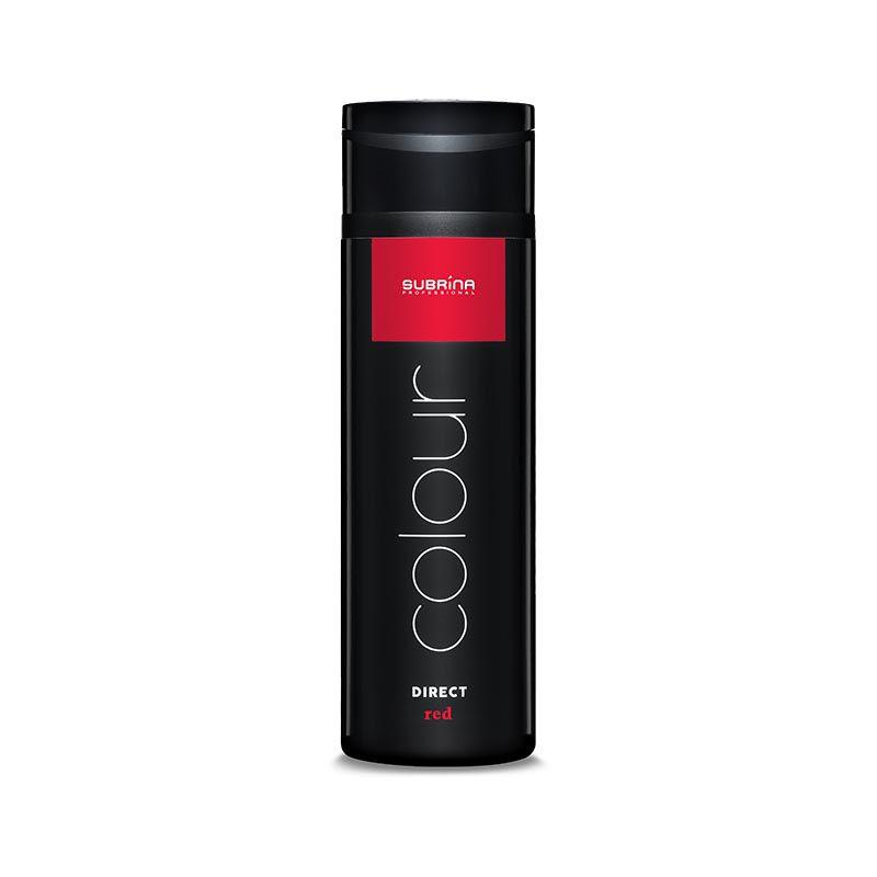 SUBRINA Direct Colour (Mad Touch) Red - gelová barva červená 200ml