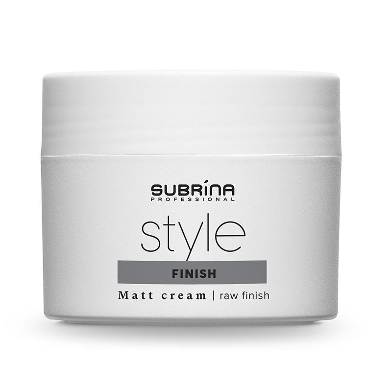 Subrina Style Matt cream 100 ml - Matující krém pro přirozený vzhled
