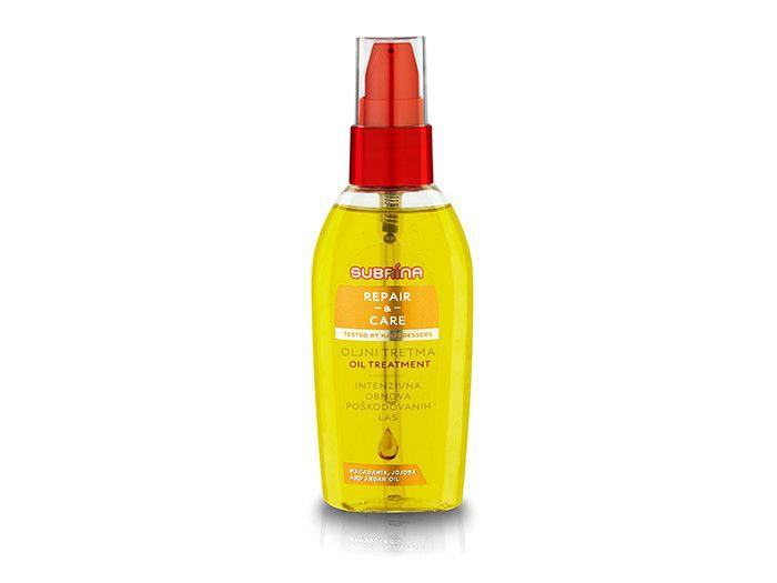 Subrina Oil Treatment 70ml - Ošetřující olej s vysokým obsahem tří olejů