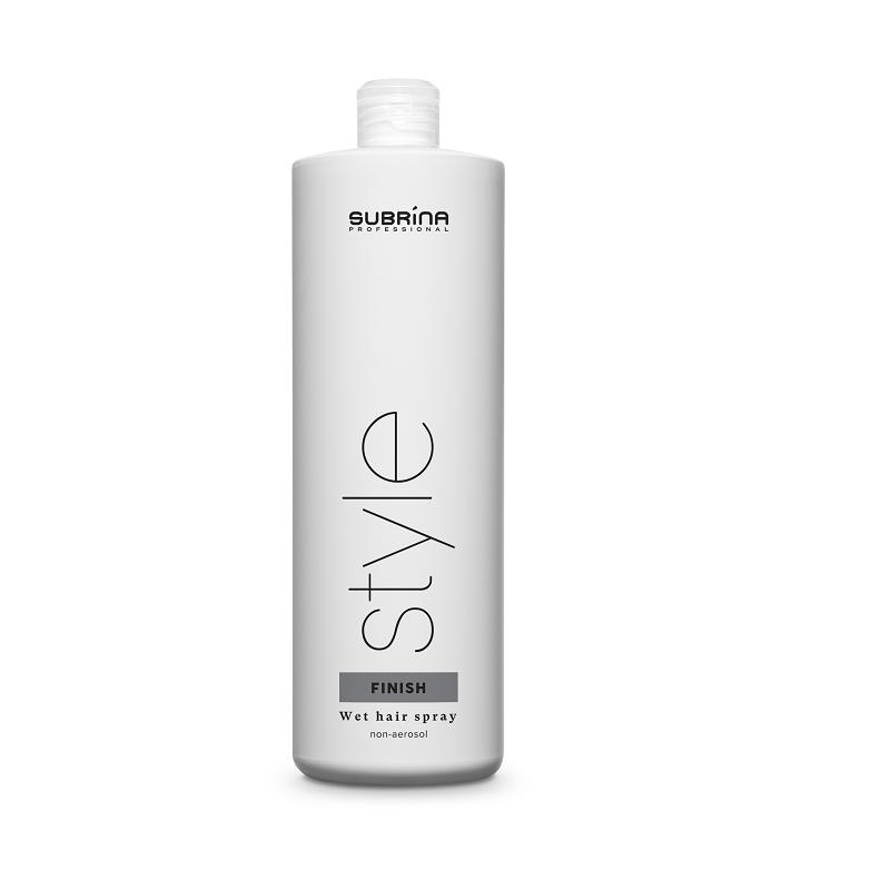 Subrina Wet hair spray - lak na vlasy náhradní náplň 1L